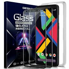 Full Cover 3D Curve Google Pixel 4 XL 9H Tempered Glass Screen Protector 2 Piece