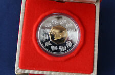 1999 Canada Chinese Calendar Lunar Rabbit Silver $15. Proof Coin M1221
