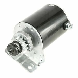 Starter for New Holland for Briggs & Stratton Engine 14 Teeth Drive BS693551