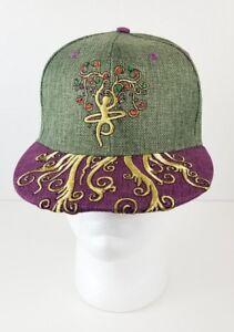 Roots Run Deep Flight Inspired Hat 100% made with hemp size 7