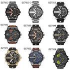 Men's Fashion Luxury Watch Stainless Steel Sport Analog Quartz Wristwatches AUD