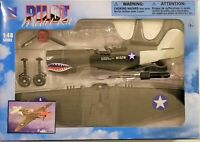 New Ray - 1:48 Scale Pilot Model Kit P-40 (BBNR20217P40)