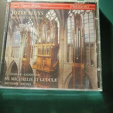8 Josef Sluys Grenzing Bach usw klass Orgelmusik