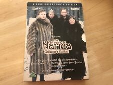 Chronicles Of Narnia Collectors Edition Dvd Boxset! Look In The Shop!