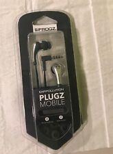 IFROGZ NOISE ISOLATING 9MM DRIVER HEADPHONES EARBUDS EARPHONES HEADSETS