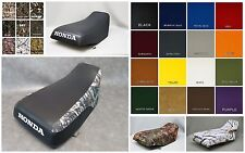 HONDA TRX450s Seat Cover Fourtrax Foreman S 1998 1999 2000   in 25 colors (ST)