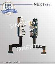 FLAT CAVO CONNETTORE DI RICARICA USB PER SAMSUNG GALAXY I9100 S2
