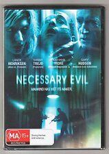 Necessary Evil DVD - Brand New & Sealed
