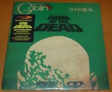 Claudio Simonetti's Goblin Dawn Of The Dead - Sealed Lime Green Vinyl LP