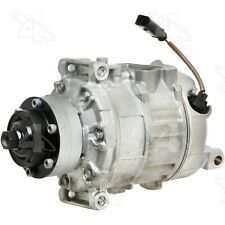 For Audi A6 Q7 R8 S4 S5 Quattro New A/C Compressor with Clutch Four Seasons