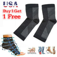 Dr. Sock Soothers Socks Anti Fatigue Compression Foot Sleeve Support Brace Socks