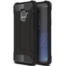 Fino 2-piece Híbrido de Lujo a Prueba de Golpes Armor Funda para Samsung Galaxy