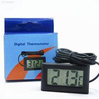 Digital LCD Aquarium Fish Tank Temperature Thermometer With Waterproof Probe