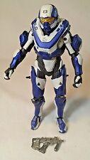 Halo 5 Guardian SPARTAN Athlon REQ w/ Gun Action Figure - 2015 MCFARLANE TOYS