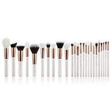 25pcs Rose Gold Makeup Brushes complete Set Powder Foundation  Eyeliner Jessup