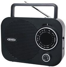 Jensen Mr-550-bk Portable Am/fm Radio [black] (mr550bk)