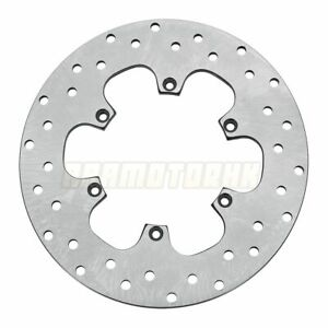 Rear Brake Rotor Disc For HUSQVARNA TR 650 TERRA TR 650 STRADA 2012 2013