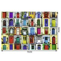 2020 Creative Door Educational 1000 Piece Jigsaw Puzzle Kids Toy Adults D3P2