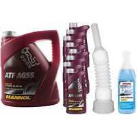 12L mannol Olio Idraulico Atf AG55 Fluido per Cambio Automatico Meccanismo