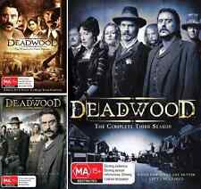 Deadwood Series - The Complete Collection Seasons 1 2 3 : NEW DVD