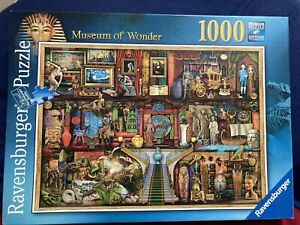 Ravensburger Museum Of Wonder 1000 Piece Jigsaw Puzzle See description