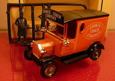 LLEDO DAYS-GONE: COOKIE COACH COMPANY: FORD MODEL T VAN:  MINT BOXED 1985 MODEL