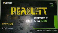 Tarjeta Grafica VGA PALIT GTX 1050 STORMX 2GB GDDR5