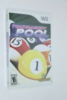 NINTENDO WII ** Tournament Pool ** BRAND NEW FACTORY SEALED FREE SHIPPING