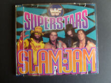 WWF Superstars      Slam Jam     CD-Single von 1992