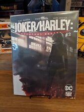 Joker Harley Criminal Sanity #2 Mattina Cover A 11/27/2019