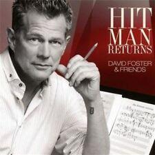 NEW Hit Man Returns: David Foster & Friends (CD/DVD) (Audio CD)