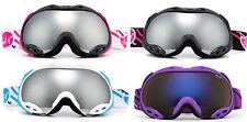 Outdoor Ski Snowboard Goggles Double UV400 Anti-fog Mask Men & Women Glasses New