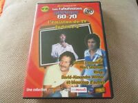 "DVD ""SYSTEME 2"" Gerard LENORMAN, Noam, Ringo, Mort SHUMAN, Nana MOUSKOURI, ..."