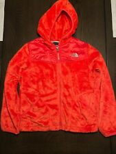 The North Face Fleece Girls Jacket Pink Size M (10-12)