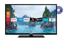 Telefunken XH32G511D 32 Zoll Smart TV mit DVD-Player HD-TV Triple-Tuner WLAN