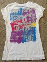DC Shoes Top Logo Small T-shirt Men's Shirt Cotton Spell Out