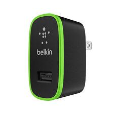 Belkin Apple Certified Universal Home Charger Adapter (2.1 Amp / 10 Watt), Black