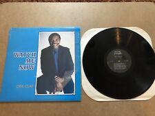 Otis Clay-watch me now LP 1989 waylo W-13008 in shrink semble qui N/M