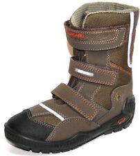 Chaussures moyen en cuir pour garçon de 2 à 16 ans Pointure 27