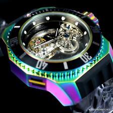 Invicta Russian Diver Ghost Bridge Iridescent 52mm Clear  Automatic Watch New