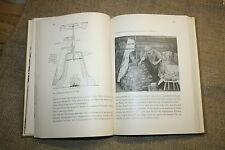 Buch Glockengießerei,Glockengießer,Glocken,Herstellung, Eisengießerei,DDR 1965