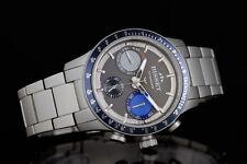 BISSET BSCE36 10 ATM W/R TITANIUM MULTIFUNCTION  Men's  Watches