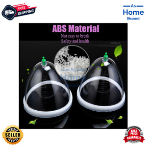 Breast Buttocks Enhancement Pump Vacuum Therapy Body Enlargement Massage Cups