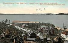 More details for br105842 british columbia  prince rupert grand trunk pacific hotel  canada