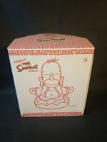 Kidrobot Homer Simpson Buddha 7 inch ORIGINAL Vinyl New Open Box VERY RARE!