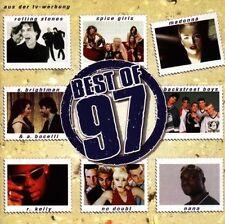 Best of'97 (warner) rolling stones, Madonna, shola Aman, en vogue, me [double CD]