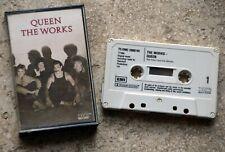 Cassette Audio Queen - The works - K7 - UK