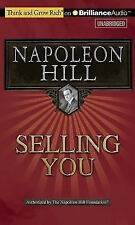SELLING YOU unabridged audio book on CD by NAPOLEON HILL - Fast Shipping!