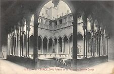 B94926 barcelona palacio de la audiencia galeria gotica spain