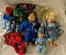 Vintage Berchet Timiny Dolls and Clothing Accessories Lot